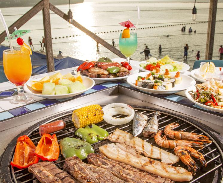 Тумон, насладитесь едой и закатом на Гуаме