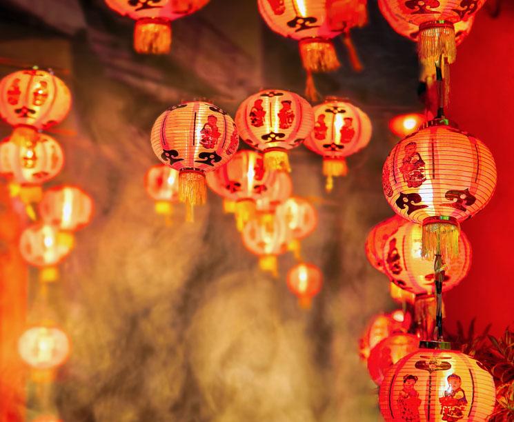Отпразднуйте Китайский Новый Год в Pacific Islands Club Гуам, Тумон