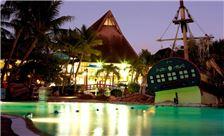 Pacific Island Clubs - Вход
