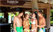 Pacific Island Clubs Amenities - Бар возле бассейна