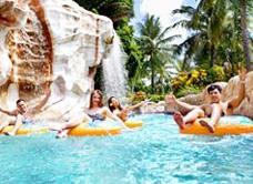 Ленивая речка в Pacificl Islands Clubs