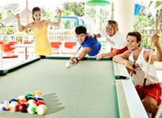 Pacific Island Clubs Services Game Room