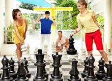 Игровая комната в Pacific Island Clubs