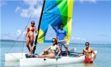 Pacific Islands Club на Сайпане - Прогулка на паруснике