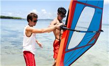 Pacific Islands Club на Сайпане - Спорт - Виндсерфинг
