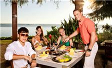 Pacific Islands Club на Сайпане - Ресторан - Барбекю на пляже2