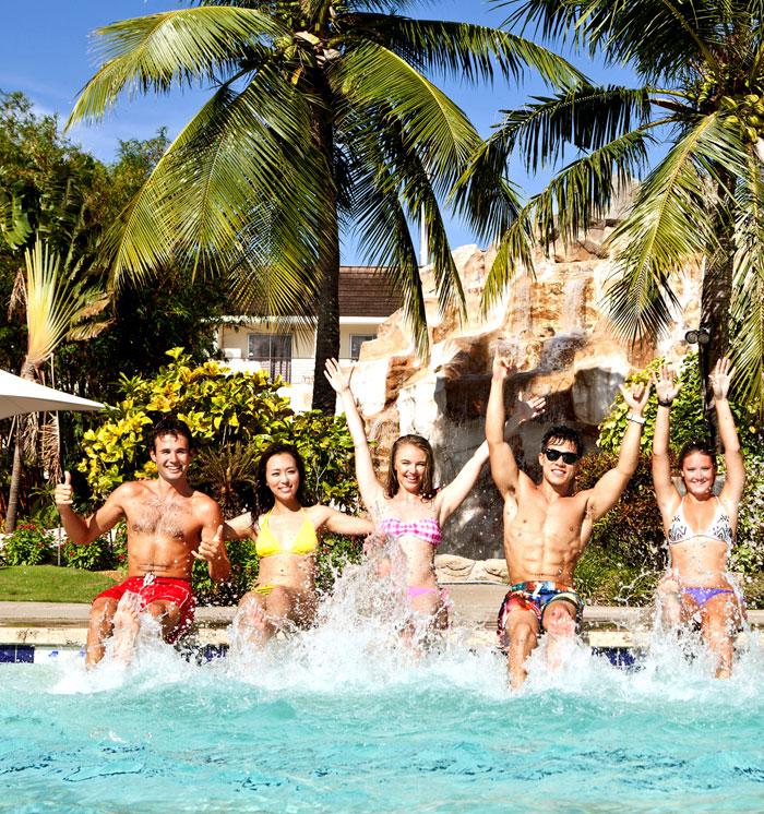 Акция на День Отца в Pacific Islands Club на Сайпане